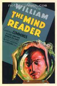 Poster The Mind reader 380419