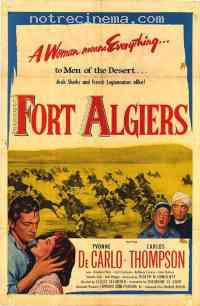 Poster Fort Algiers 380612