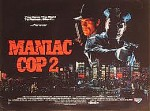 wallpapers Maniac Cop 2