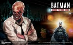 wallpapers Batman & Red Hood : Sous le Masque Rouge