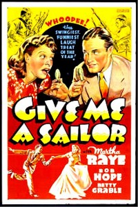 Poster Give me a sailor 391145