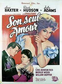 Poster Son seul amour 391321