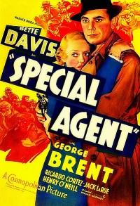 affiche  Agent spécial 391815
