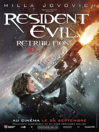 Poster Resident Evil: Retribution 395453