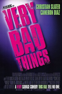 affiche  Very bad things 396786