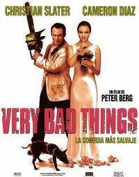 affiche  Very bad things 396787