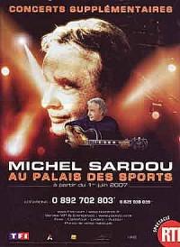 michel sardou zenith 2007