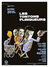 jaquette covers les tontons flingueurs les tontons flingueurs. Black Bedroom Furniture Sets. Home Design Ideas