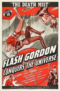 Poster Flash Gordon conquers the universe 404732