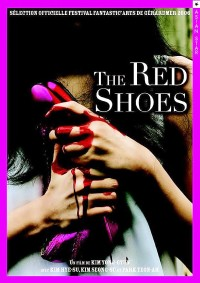 The Red Shoes Bunhongsin