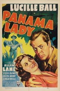 Poster La Dame de Panama 409236