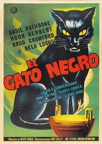 affiche  Le Chat noir 421979