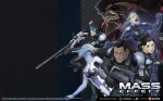 wallpapers Mass Effect : Paragon Lost
