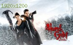 wallpapers Hansel & Gretel: Witch Hunters