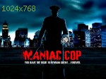 wallpapers Maniac Cop