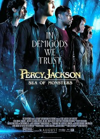 percy jackson la mer des monstres percy jackson sea of monsters. Black Bedroom Furniture Sets. Home Design Ideas