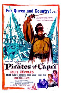 Poster Le Pirate de Capri 466849