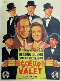 Poster La Sœur de son valet 482209