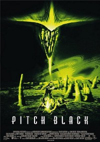 affiche  Pitch black 489067