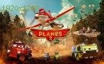 wallpapers Planes: Fire & Rescue