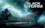 wallpapers Black Storm