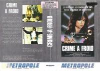affiche  Crime à froid 490714