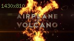 wallpapers Airplane Vs Volcano