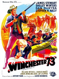 Poster Winchester 73 500430