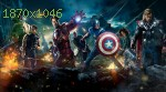 wallpapers Avengers