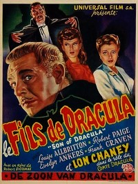 Poster Son of Dracula 510558