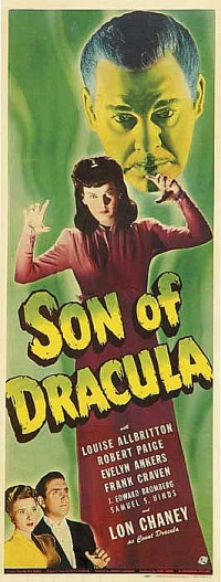 Poster Son of Dracula 510559