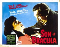 Poster Son of Dracula 510560