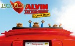 wallpapers Alvin et les Chipmunks - A fond la caisse