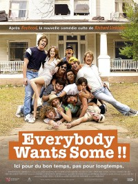 Poster Everybody Wants Some 512758