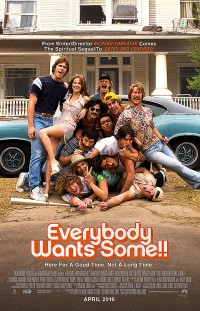 affiche  Everybody Wants Some 512759