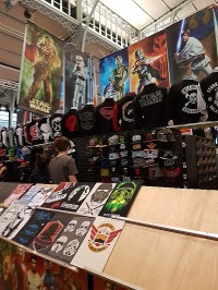 Stands Comic Con Paris 2016
