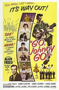 Poster Go, Johnny, Go 526253