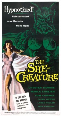 Poster The She-Creature 531360