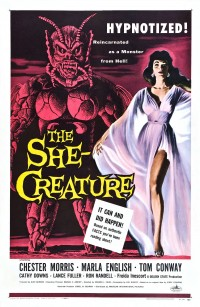 Poster The She-Creature 531363