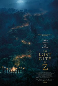 Poster The Lost City of Z 531592