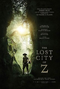 affiche  The Lost City of Z 532155