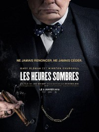 Poster Les Heures sombres 546461
