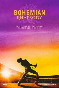 Bohemian Rhapsody Film Dvd
