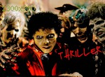 wallpapers The Making of Thriller