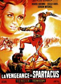 Poster La Vengeance de Spartacus 34100