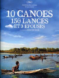 Poster 10 canoés, 150 lances et 3 épouses 34694