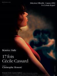 Poster 17 fois Cécile Cassard 34699