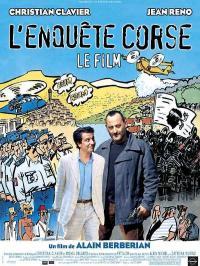 Poster L'Enquête Corse 36145