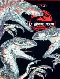 affiche  Le Monde perdu: Jurassic Park 100176