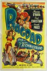 affiche  Bagdad 101969